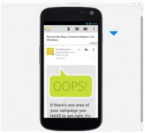 mobile client