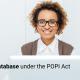 TouchBasePro Database Growth & POPIA