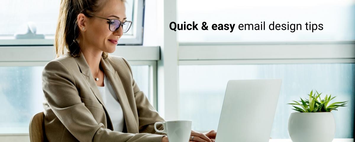 TouchBasePro Email Design Tips